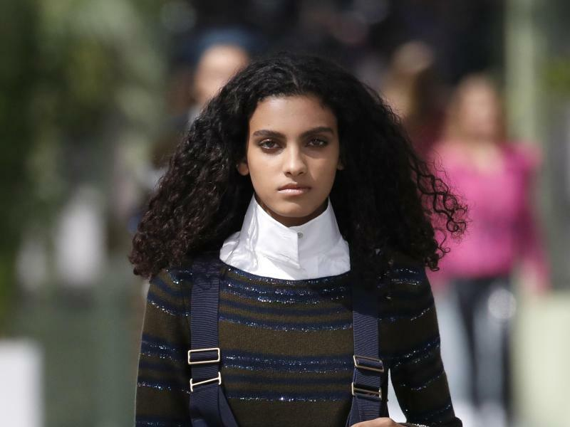 Erste Chanel-Kollektion ohne Lagerfeld - Foto: Grand Palais