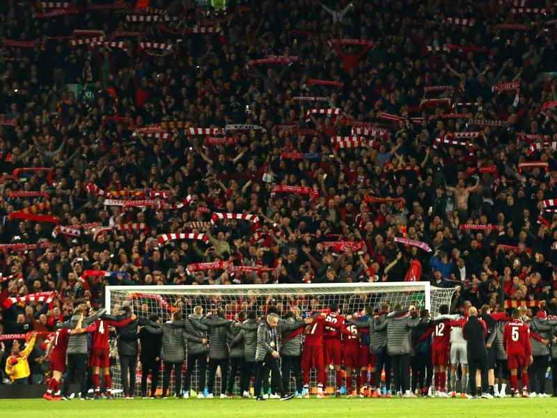 Anfield-Wunder - Foto: Dave Thompson/AP