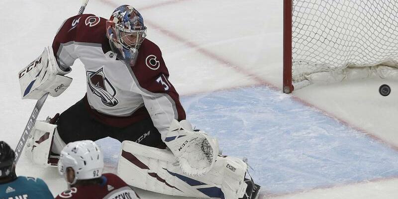 San Jose Sharks - Colorado Avalanche - Foto: Jeff Chiu/AP