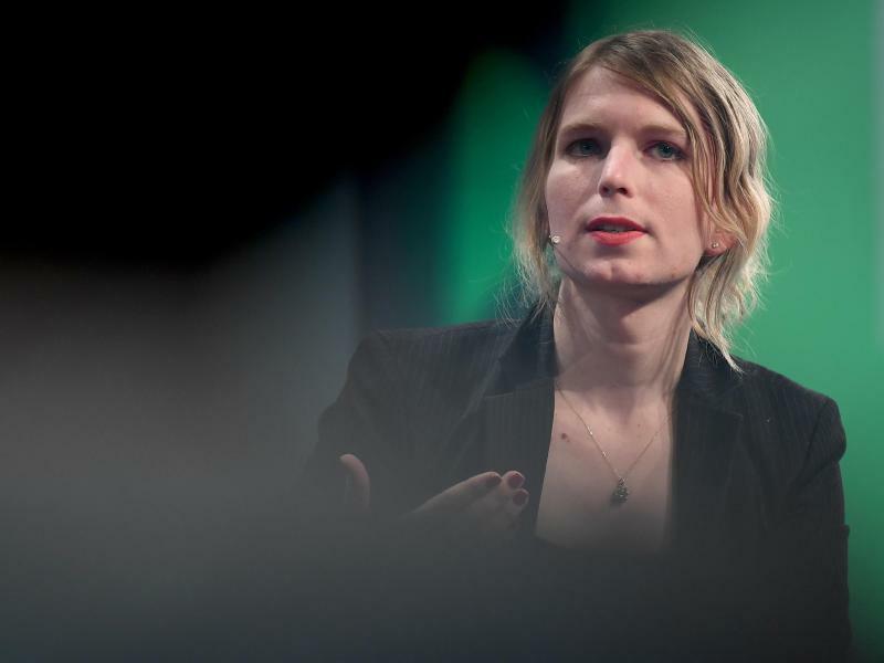 Chelsea Manning - Foto: Britta Pedersen/Archiv