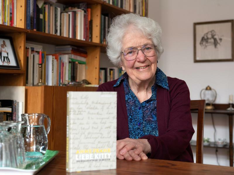 Laureen Nussbaum - Foto: Soeren Stache