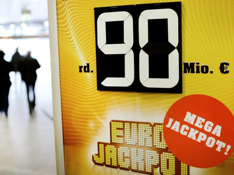 Eurojackpot - Foto: Martin Gerten