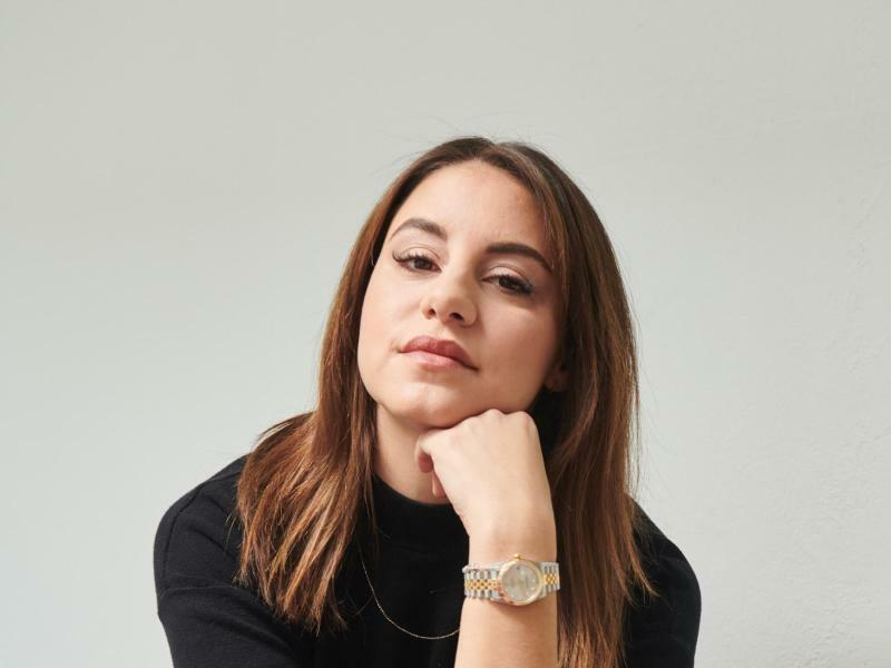Almila Bagriacik - Foto: Annette Riedl