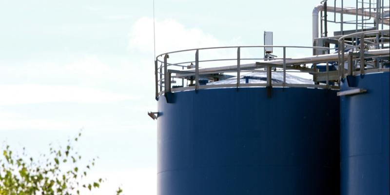 Öltanks - Foto: über dts Nachrichtenagentur