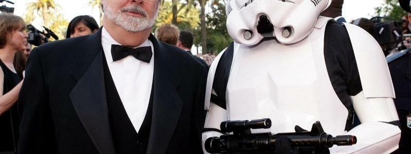 George Lucas - Foto: Sipa Niviere/SIPA
