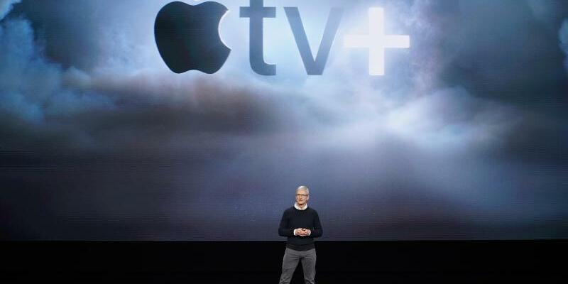 Apple - Foto: Tony Avelar/AP/Archiv