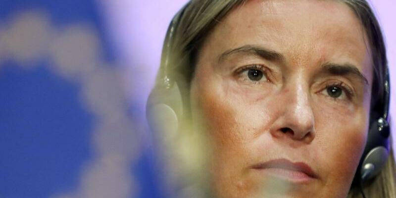 Federica Mogherini - Foto: Francisco Seco/AP