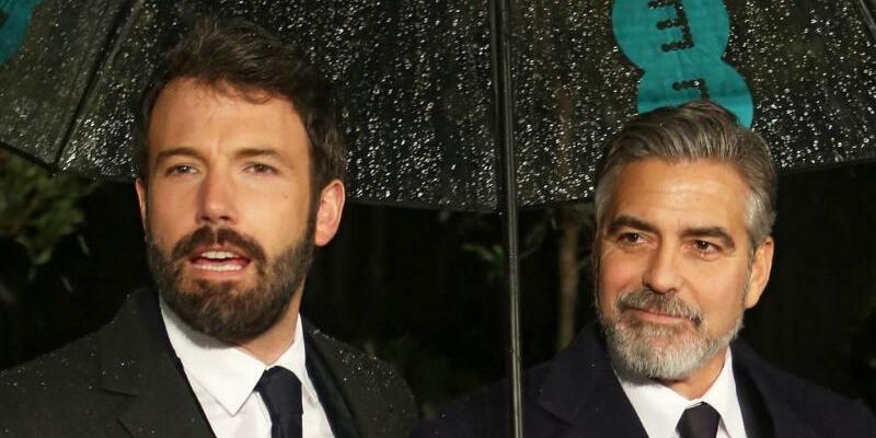 George Clooney + Ben Affleck - Foto: Karel Prinsloo/EPA/