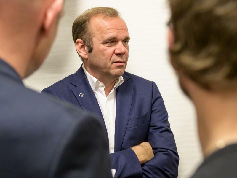HSV-Boss - Foto: Axel Heimken