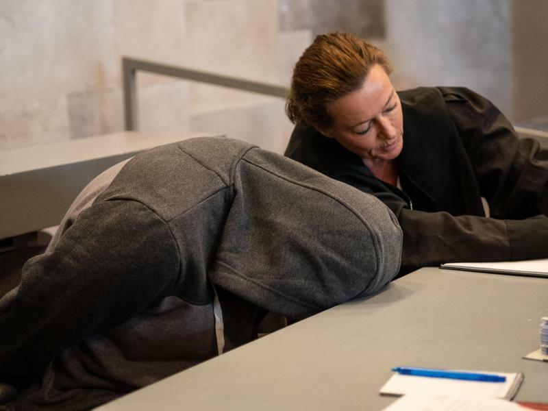 Urteil im Mordprozess nach Familiendrama in Gunzenhausen - Foto: Nicolas Armer