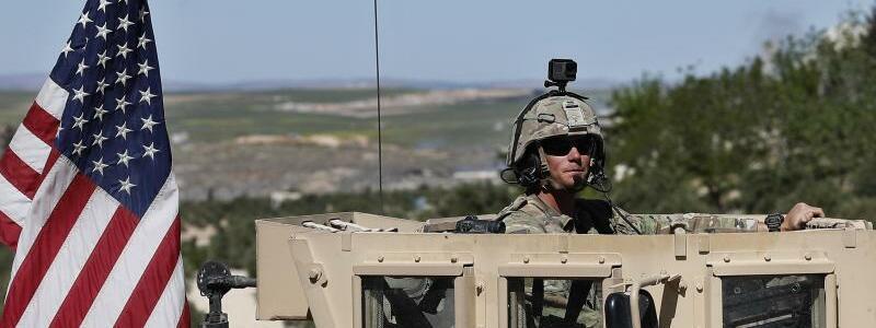 US-Militäreinsatz in Syrien - Foto: Hussein Malla/AP