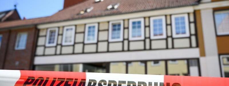 Tatort in Wittingen - Foto: Christophe Gateau