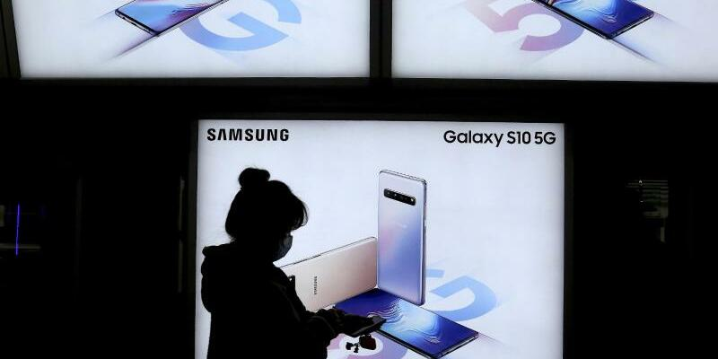 Samsung - Foto: Ahn Young-Joon/AP/dpa