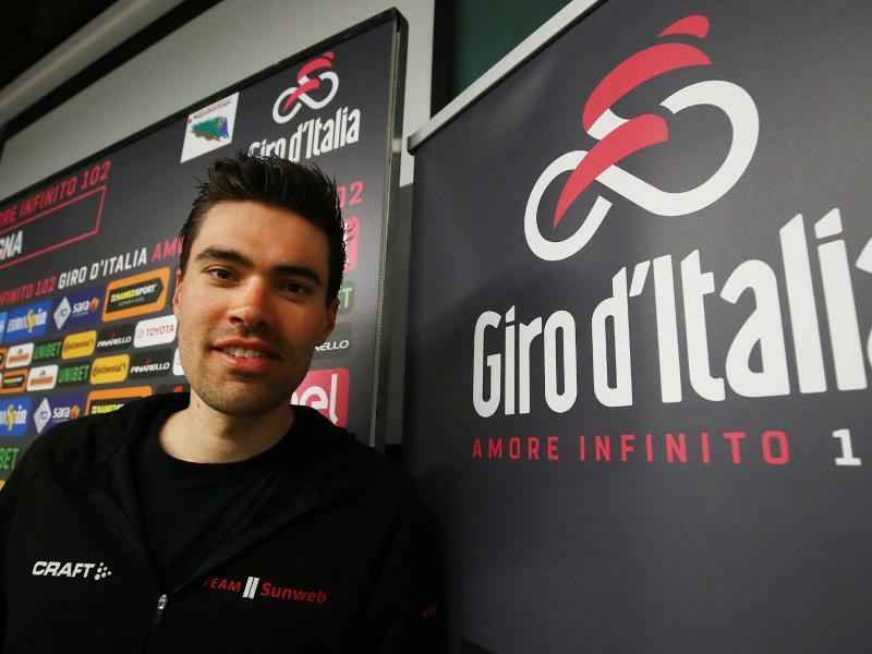 Tom Dumoulin - Foto: Filippo Rubin//Lapresse.Filippo/Lapresse via ZUMA Press