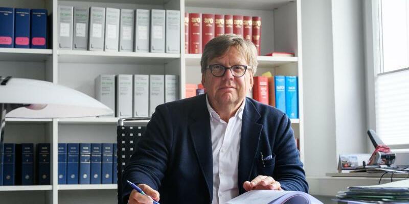Rechtsanwalt Dirk Schoenian - Foto: Christophe Gateau