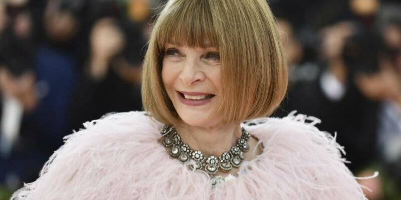 Anna Wintour - Foto: Charles Sykes/Invision/AP