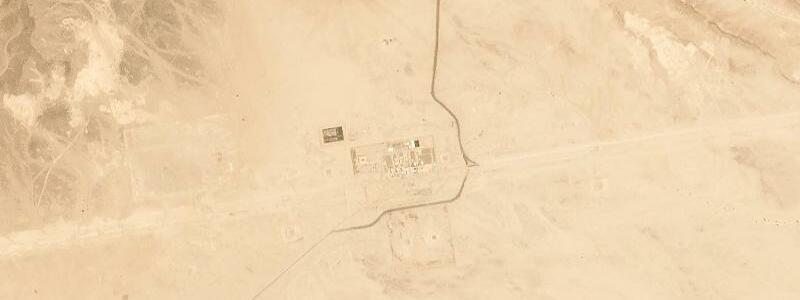Ölpipeline - Foto: Satellite image '2019 Planet Labs Inc./AP