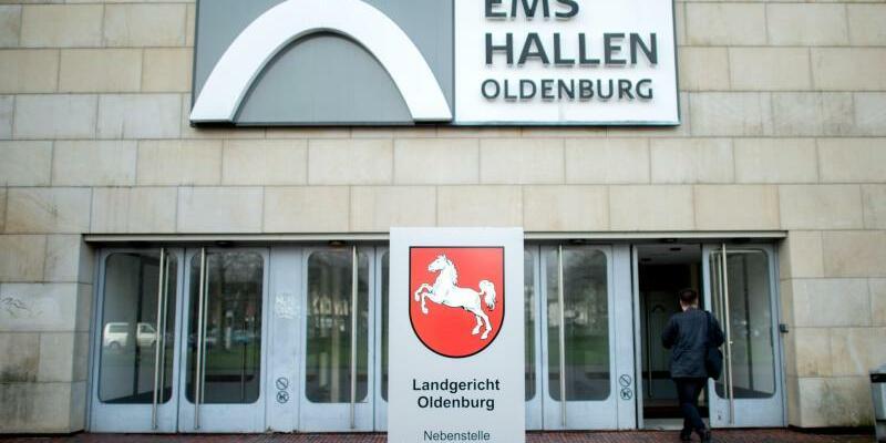 Landgericht Oldenburg - Foto: Hauke-Christian Dittrich