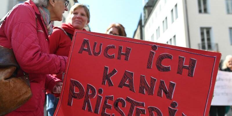 Protest «Maria 2.0» - Foto: Patrick Seeger