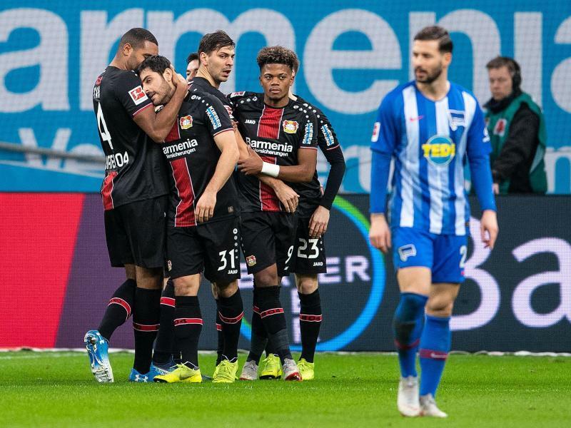 Bayer Leverkusen - Foto: Marius Becker