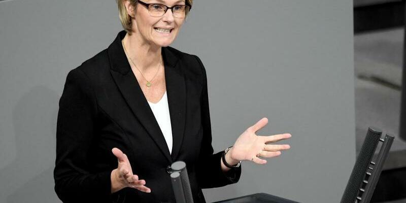 Forschungsministerin - Foto: Britta Pedersen