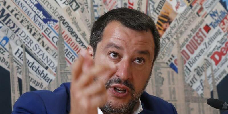 Salvini - Foto: Antonio Calanni/AP