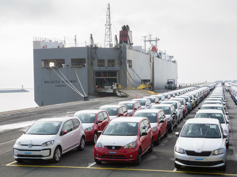 Auto-Export - Foto: Jörg Sarbach