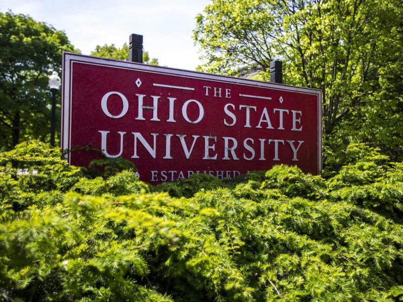 Ohio State University - Foto: Angie Wang/AP
