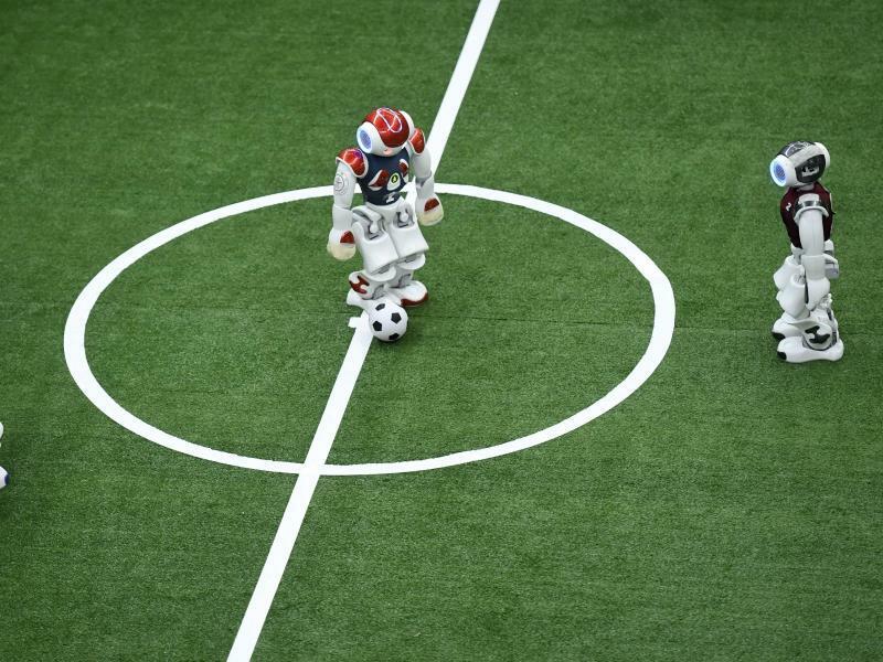 Robo-Kicker - Foto: Yue Yuewei, XinHua