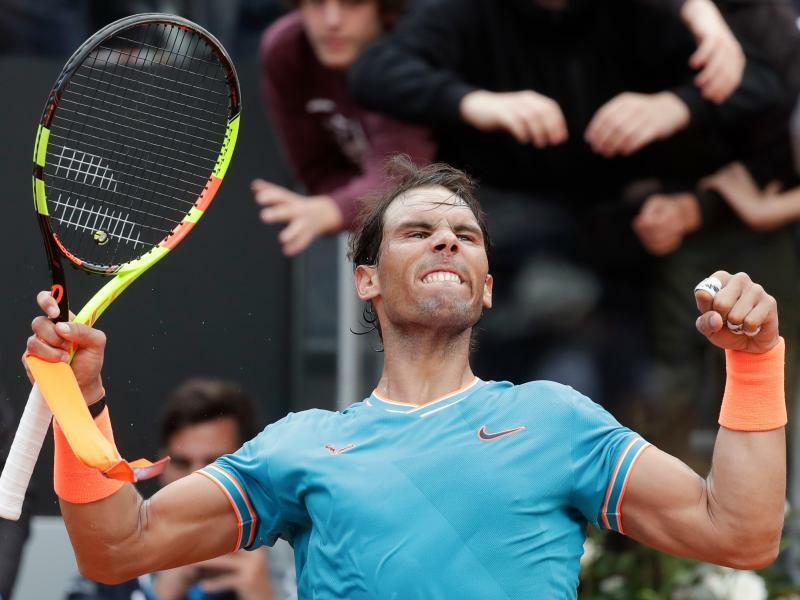 Rafael Nadal - Foto: Andrew Medichini/AP