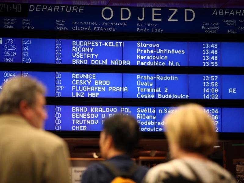 Tschechische Bahn - Foto: über dts Nachrichtenagentur