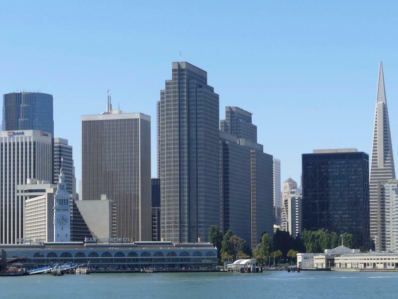 Skyline von San Francisco - Foto: Barbara Munker