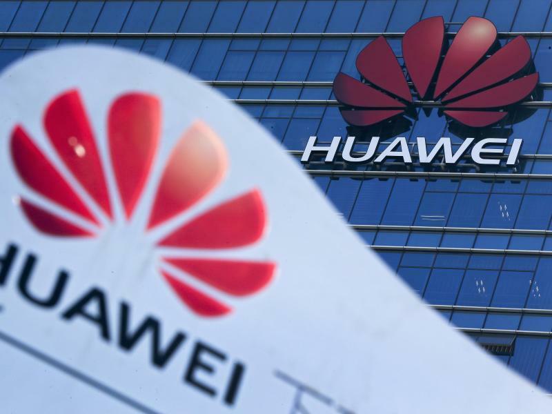 Huawei - Foto: Andy Wong/AP