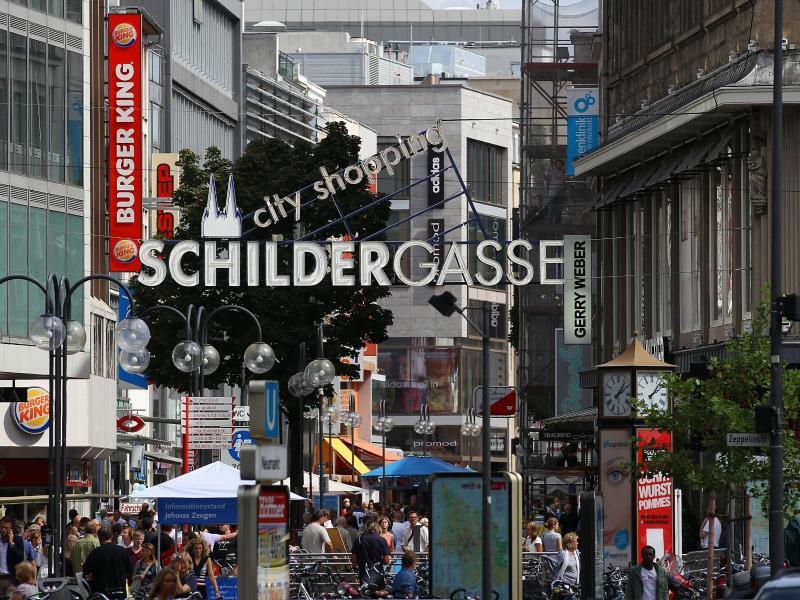 Schildergasse in Köln - Foto: Oliver Berg