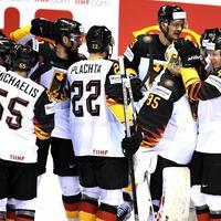 Deutschland bei der Eishockey-WM - Foto: Monika Skolimowska/dpa/Archiv