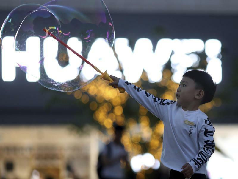 Huawei - Foto: Ng Han Guan/AP