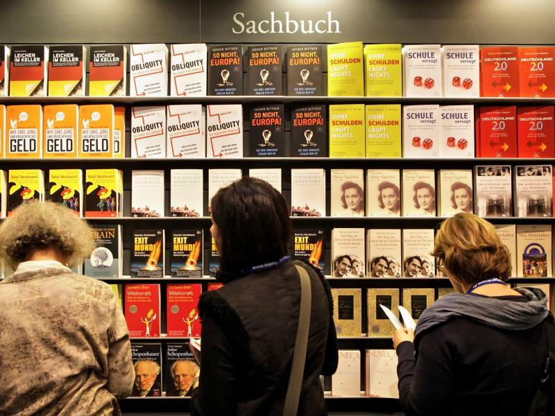 Sachbücher - Foto: Jan Woitas