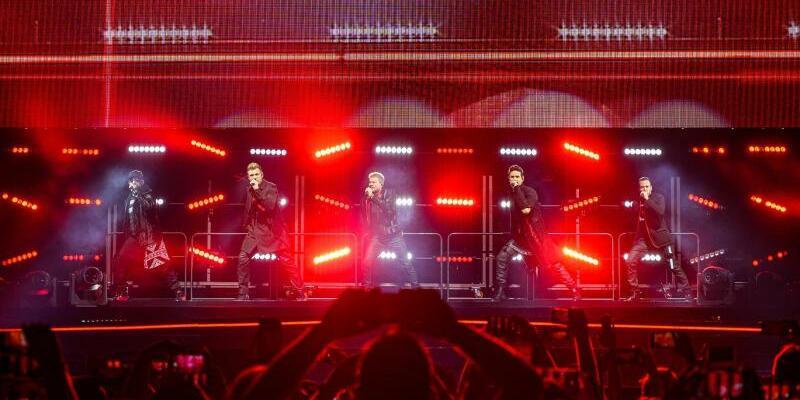 Backstreet Boys - Foto: Christophe Gateau