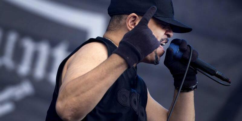 Ice-T - Foto: Marcel Van Hoorn/ANP