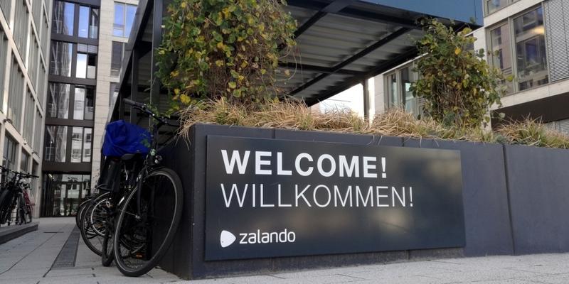 Zalando - Foto: über dts Nachrichtenagentur
