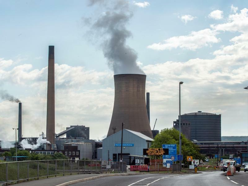 British Steel ist insolvent - Foto: Danny Lawson/PA Wire