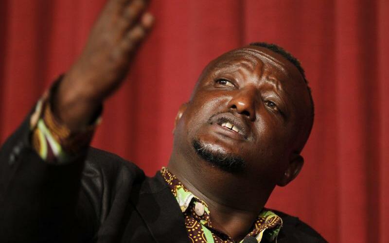 Binyavanga Wainaina - Foto: Dai Kurokawa/EPA