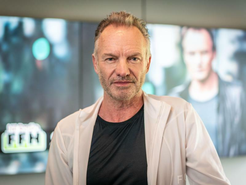 Sting - Foto: Frank Rumpenhorst