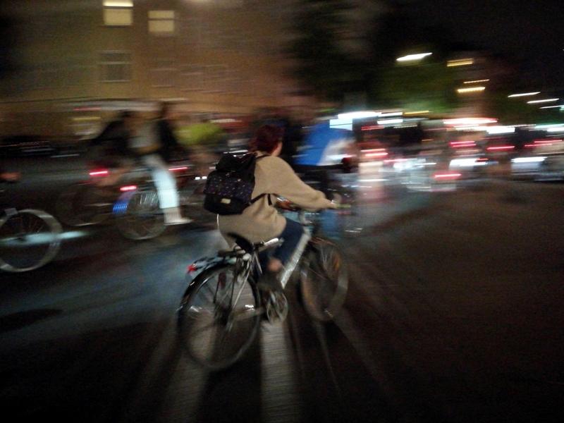 Critical-Mass-Fahrraddemo - Foto: über dts Nachrichtenagentur