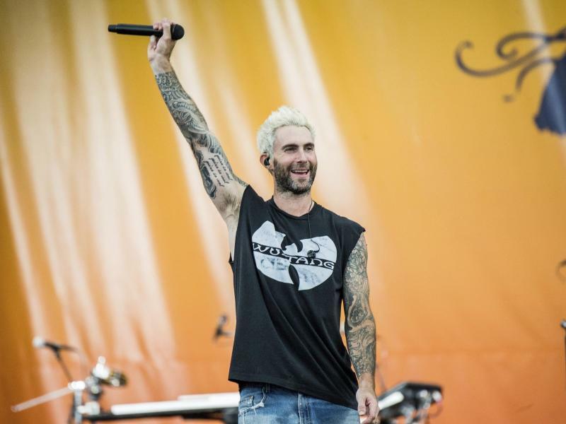 Adam Levine - Foto: Amy Harris/Invision/AP