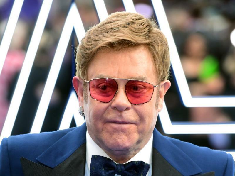 Elton John - Foto: Ian West/PA Wire