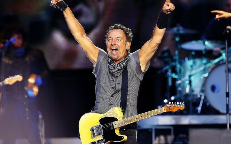 Bruce Springsteen - Foto: J.P.Gandul/EFE