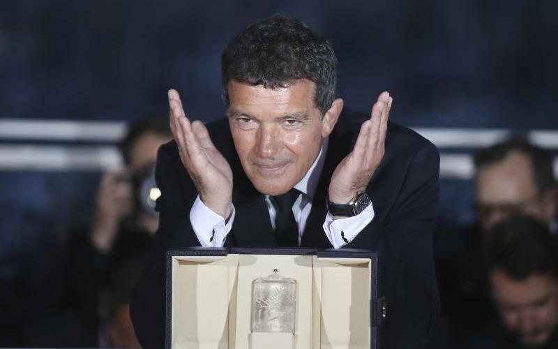 Antonio Banderas - Foto: Petros Giannakouris/AP