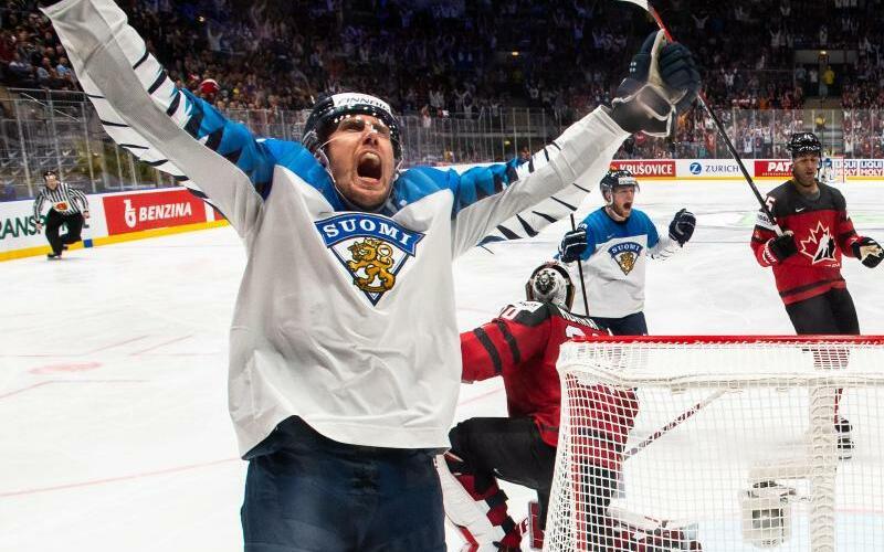 Weltmeister - Foto: Joel Marklund/Bildbyran via ZUMA Press