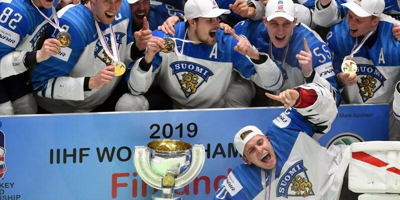 Champions - Foto: Jussi Nukari/Lehtikuva
